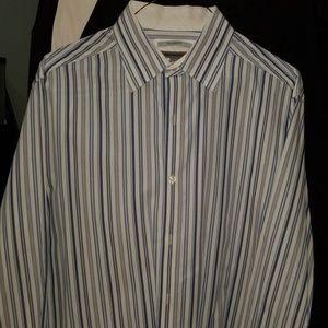 Mens casual button shirt